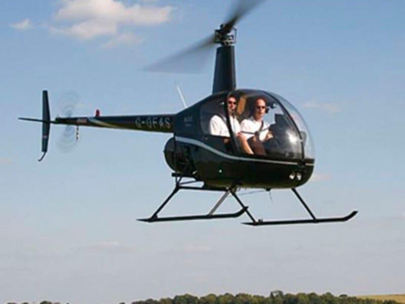 Initiation au Pilotage Hélicoptère à Rennes